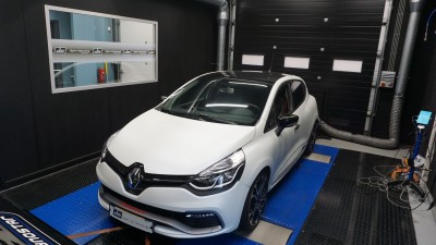 Chiptuning files Renault Clio